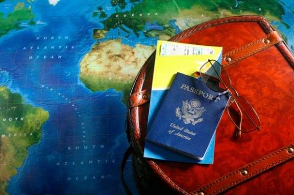Путешествия и получение загранпаспорта
