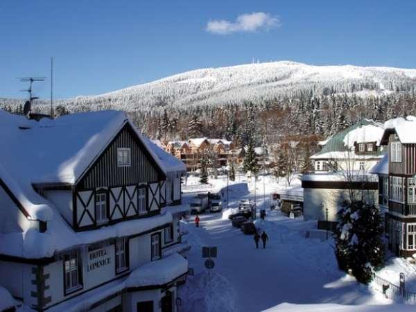 Самые знаменитые горнолыжные курорты