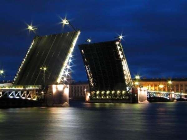 Туристический Санкт-Петербург