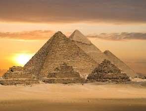 Вместо пирамид