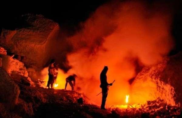 В Индонезию. Полчаса в аду
