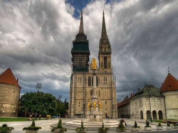 Загреб. Город встреч и открытий