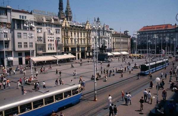 Загреб. Город из двух