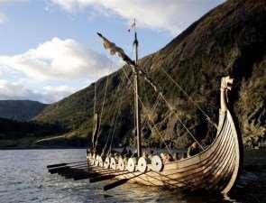 На родине викингов