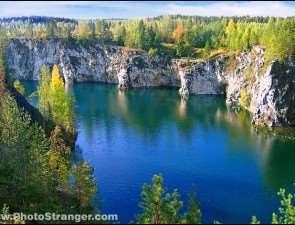 Карелия - край величественной природы