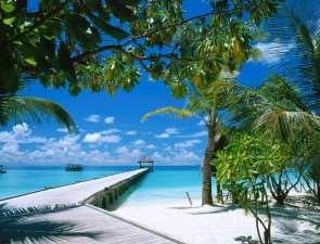 Мальдивы: дух природы