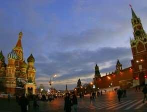 Москва – только вперед!