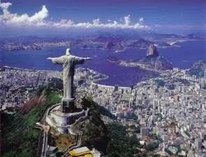 Рио-де-Жанейро: город, где потеют уши