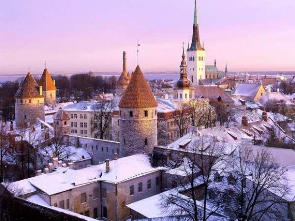 Эстонское очарование