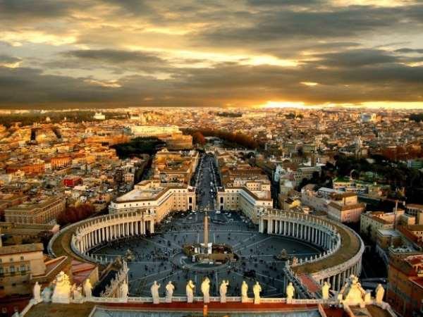 Все в Рим!