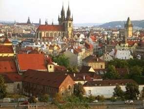 Прага – Старое место