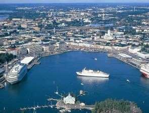 Хельсинки: некоторые достопримечательности