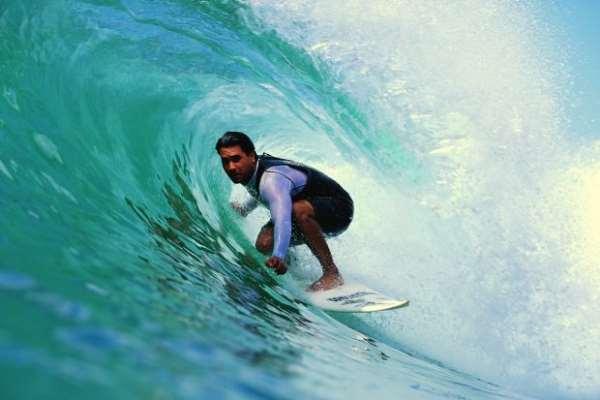 перу серфинг