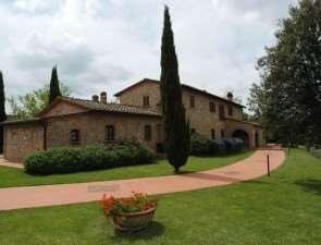 Агротуризм в Италии в Тоскане