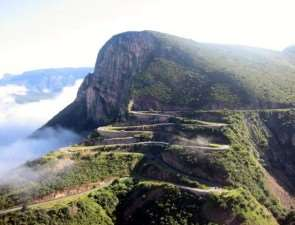 Ангола. Достопримечательности