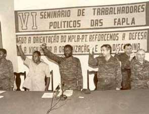 Ангола. История