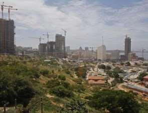 Ангола. Инфраструктура