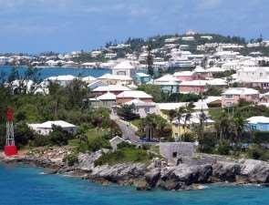 Столица Бермуд – Гамильтон