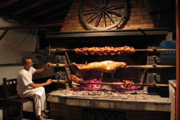 Национальная кухня болгар