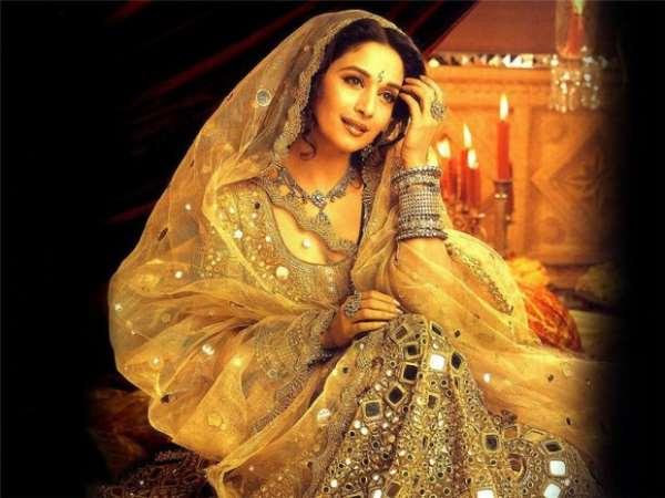 Традиционная одежда Индии