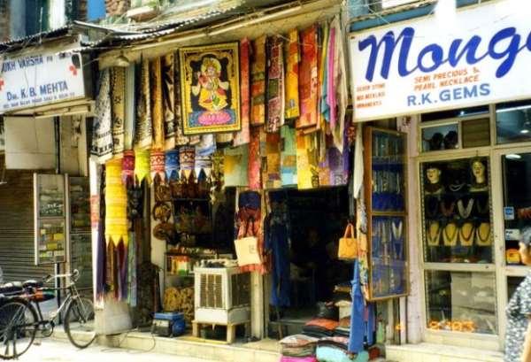 Покупки в Индии
