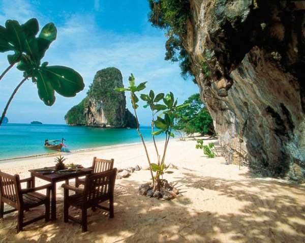 Нескучный отдых в Таиланде