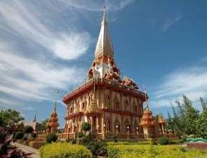 Путешествия в Таиланд