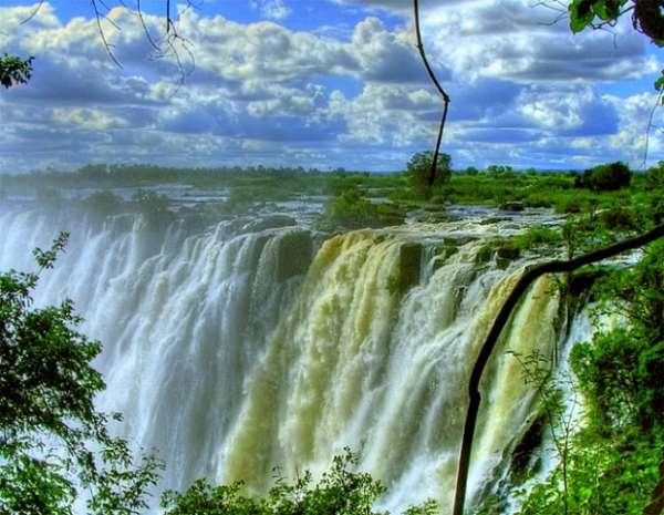 Национальные достопримечательности Зимбабве