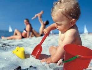 В отпуск с малышом. Полезные советы для родителей.