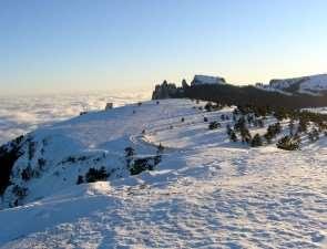 В Крым зимой!
