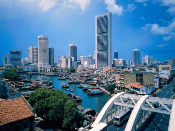 Сингапур - лучшая смесь Запада и Востока
