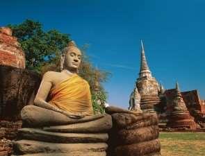Здесь был Будда