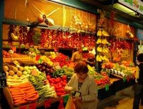 Будапештский рынок