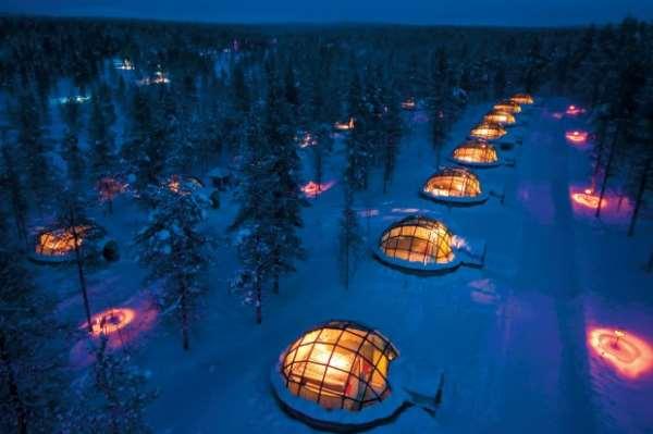 Финляндия. Горячее гостеприимство северного соседа