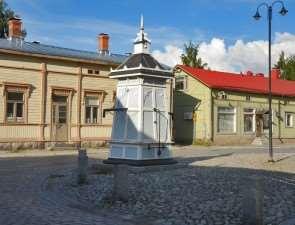 Отдых в старинном городе Финляндии Раума