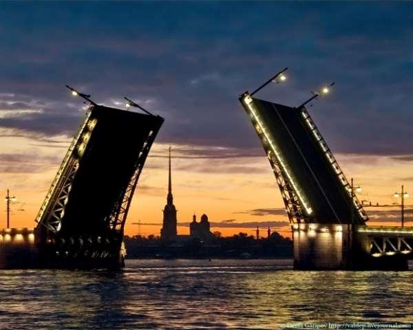 Питер - город мостов