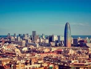 Удивительная Барселона