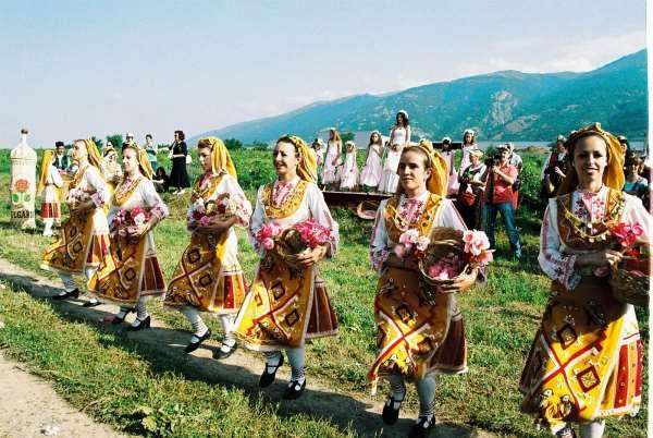 Болгария праздник