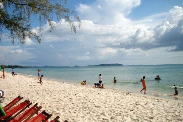 Пляжи Камбоджи