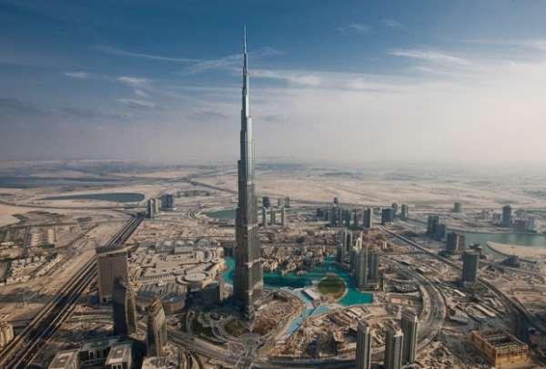 Дубай Бурж Халифа