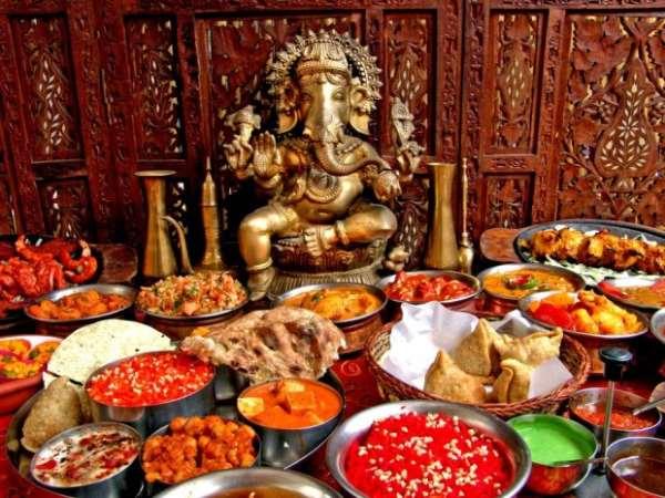 Индия кухня