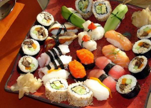 Особенности национальной японской кухни