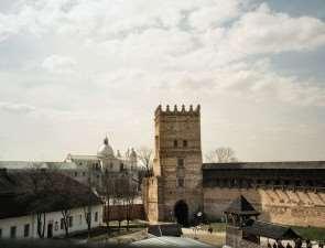 Карпатский город Луцк
