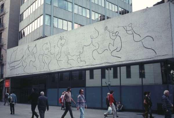 Барселона. Музей Пикассо