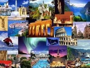 Путешествия по странам