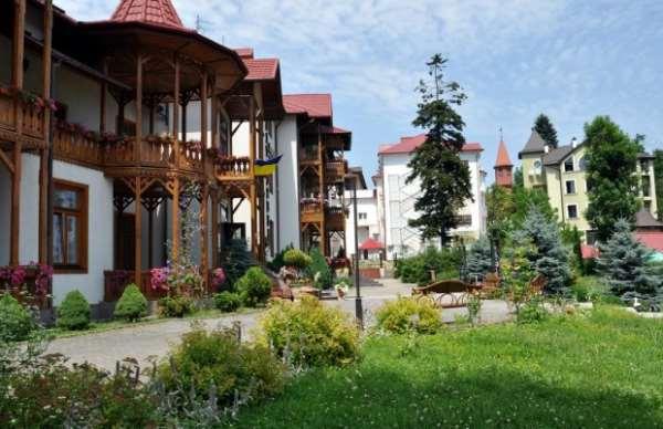 Оздоровительный туризм в Трускавце