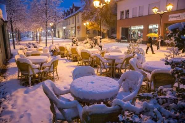 Куда поехать отдыхать зимой