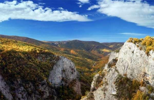 Ялта Большой каньон крыма