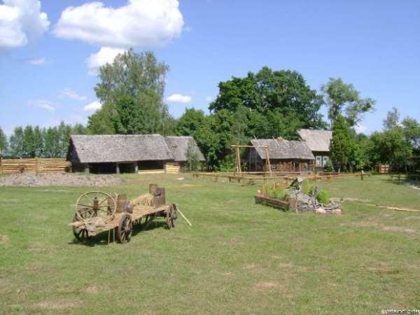 Агроусадьбы и экотуризм