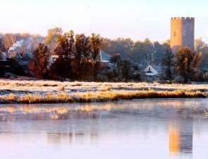 Неизвестная Беларусь: древние замки и башни